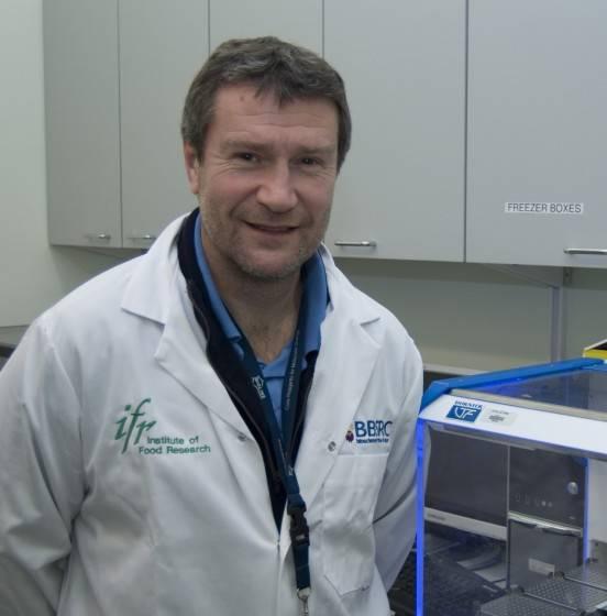 Dr Nigel Belshaw