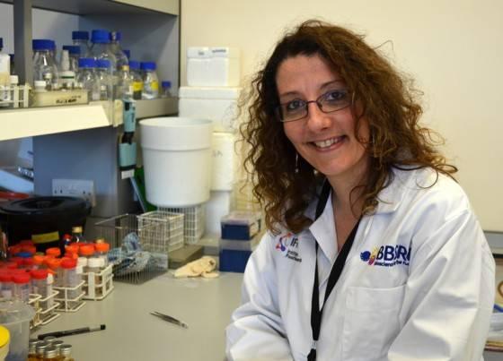 Dr Isabelle Hautefort