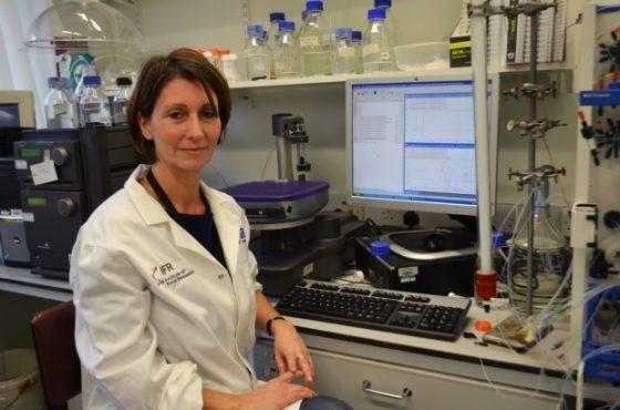 Dr Nathalie Juge