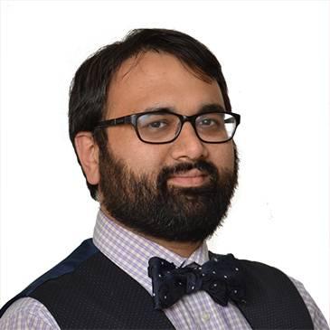 Dr Nabil-Fareed Alikhan