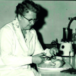 Dr Ella May Barnes OBE, leading microbiologist and food science expert in Norwich, Norfolk.