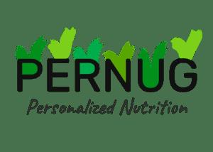 PERNUG logo PERsonalised NUtrition through kitchen Gardens